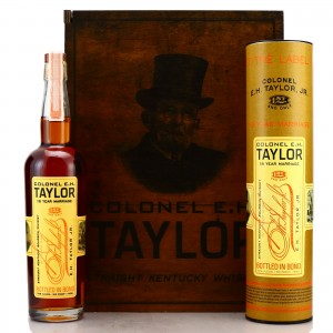 Colonel E.H. Taylor 18 Year Marriage w/ Limited Edition Wooden Crate