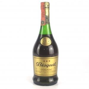 Bisquit 3-Star Cognac 1980s