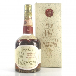 Old Fitzgerald 1955 Bonded 12 Year Old / Stitzel Weller