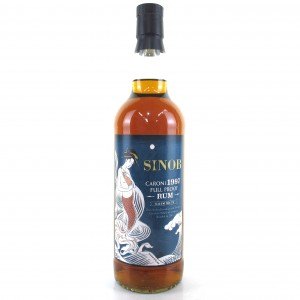 Caroni 1997 Creative Whisky Co / Sinob Single Cask #73