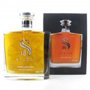 Starka 18 Year Old Rye Vodka / First Edition
