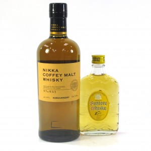 Nikka Coffey Malt / with Suntory Whisky 18cl