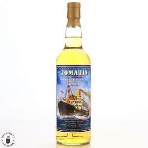 Tomatin 2011 Jack Wiebers 7 Year Old Great Ocean Liners / The Whisky Fair