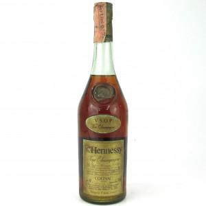 Hennessy VSOP Fine Champagne Cognac 1970s