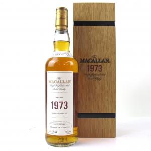 *CHECK DETAILS Macallan 1973 Fine and Rare