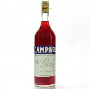 Campari Bitter 1 Litre Circa 1970s/1980s