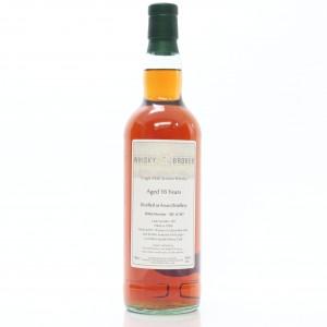 Arran 1996 Whisky Broker 16 Year Old