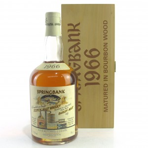 Springbank 1966 Local Barley 30 Year Old #474