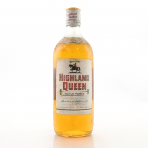 Highland Queen Scotch Whisky 1960s