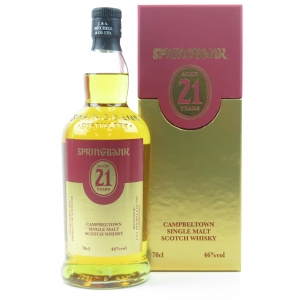 Springbank 1993 Refill Claret 21 Year Old 2015 Open Day
