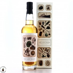 Compass Box The Lost Blend / Label 1