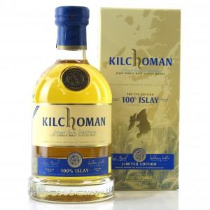 Kilchoman 2010 100% Islay 7th Edition