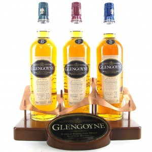 Glengoyne Selection 3 x 70cl / Including 10, 17 and 21 Year Old