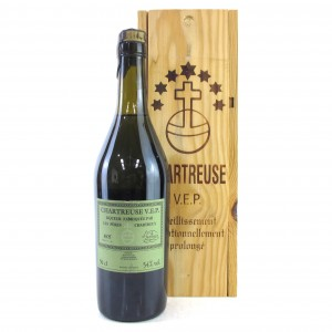 Chartreuse Green Label VEP 2011 Release 50cl