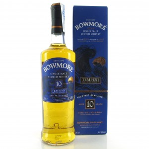 Bowmore 10 Year Tempest Old Batch #6