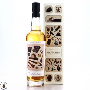Compass Box The Lost Blend / Label 3