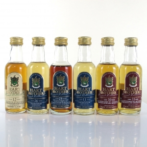 Hart Brothers Miniature Selection 6 x 5cl