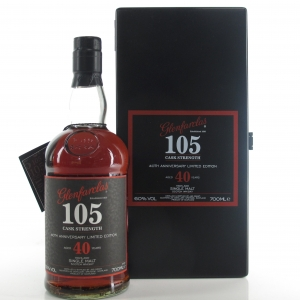 Glenfarclas 105 40 Year Old / 40th Anniversary