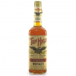 Ten High Kentucky Straight Bourbon Whiskey
