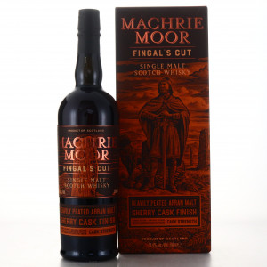 Arran Machrie Moor Fingal's Cut Sherry Cask Finish