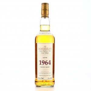 Macallan 1964 Fine and Rare 37 Year Old #3312