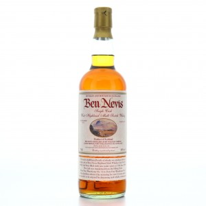 Ben Nevis 1996 Single Cask 12 Year Old