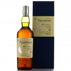 Talisker 25 Year Old 2011 Release