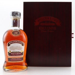 Appleton Estate Exclusive Estate Edition Jamaican Rum 75cl