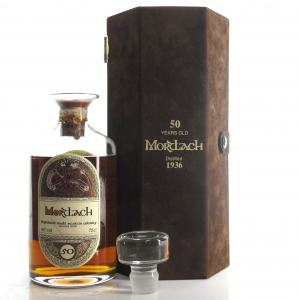 Mortlach 1936 Gordon and MacPhail 50 Year Old Decanter