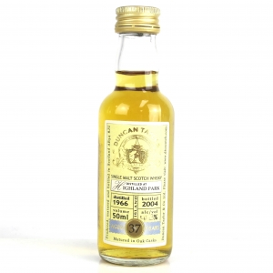 Highland Park 1966 Duncan Taylor 37 Year Old Miniature 5cl