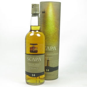 Scapa 14 Year Old Front