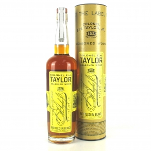 Colonel E.H Taylor Seasoned Wood