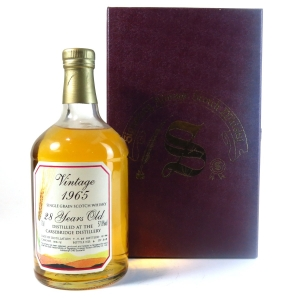 Carsebridge 1965 signatory 28 Year Old