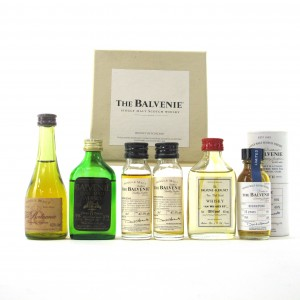 Balvenie Miniature Selection x 6
