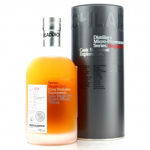 Bruichladdich 2008 Micro Provenance Single Cask 11 Year Old #2542 / UK Laddie Crew