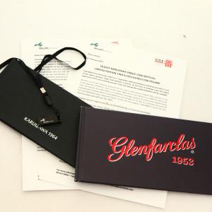 Karuizawa 1964 & Glenfarclas 1953 Wealth Solutions Book x 2