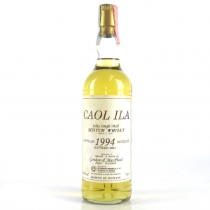 Caol Ila 1994 Gordon and MacPhail / Meregalli Import