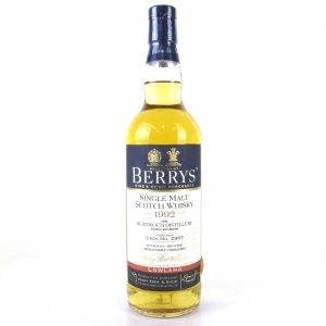 Bladnoch 1992 Berry Brothers and Rudd 19 Year Old