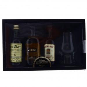 Malt Whisky Tasting Selection 3 x 5cl
