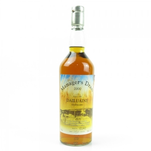 Dailuaine 17 Year Old Managers Dram 2000