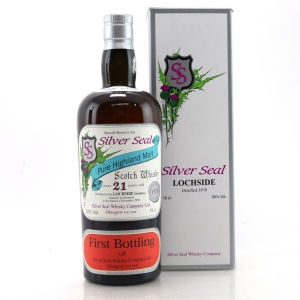 Lochside 1979 Silver Seal 21 Year Old / First Bottling