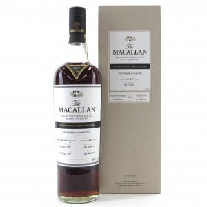 Macallan 1995 Exceptional Cask #5326-06