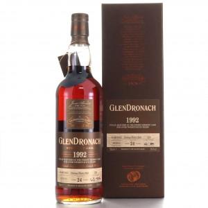Glendronach 1992 Single Oloroso Cask 24 Year Old #226