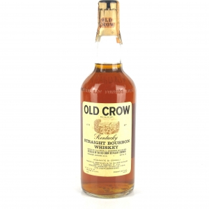 Old Crow Kentucky Straight Bourbon 1960s / Sposetti Import