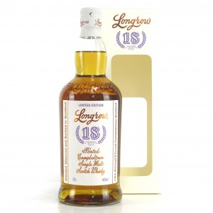 Longrow 18 Year Old Limited Edition