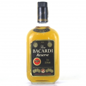 Bacardi Reserve 1980s