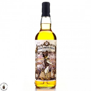 Jack's Pirate Whisky 7 Year Old Moscatel Cask Islay Single Malt / 'Stolen Ship' Part XV