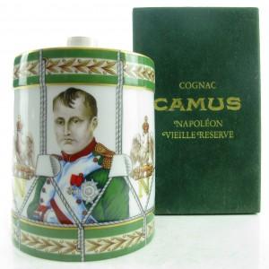 Camus Napoleon Vielle Reserve Cognac Decanter 1970s