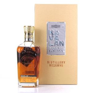 Kavalan Distillery Reserve 30cl / Peaty Cask 53%