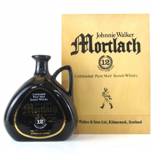 Mortlach 12 Year Old Johnnie Walker Miniature 1980s / Japanese Import